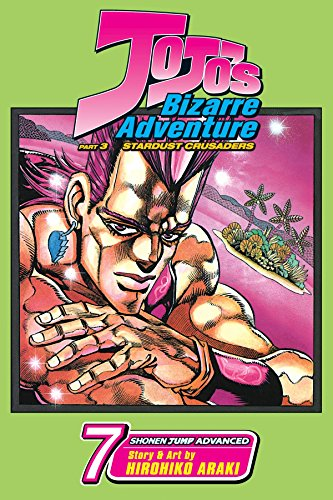 Jojo's Bizarre Adventure, Vol. 7 (1421510782) by Araki, Hirohiko