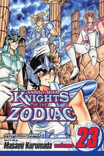 9781421510859: Knights of the Zodiac (Saint Seiya), Vol. 23