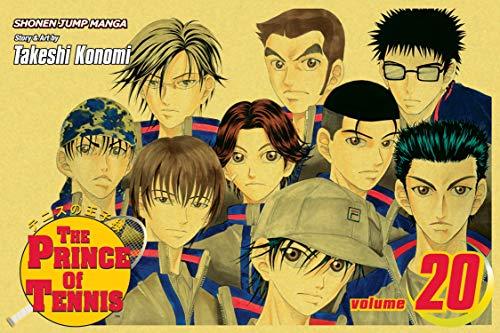 The Prince of Tennis: Volume 20: Takeshi Konomi