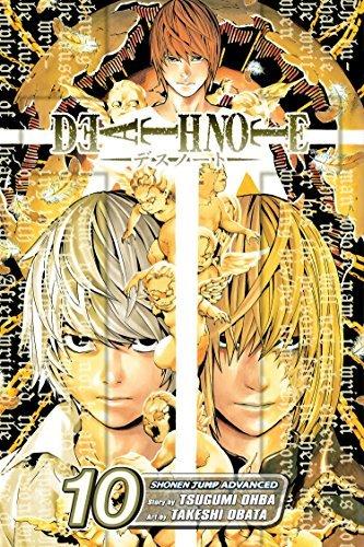 9781421511559: Death Note, Vol. 10