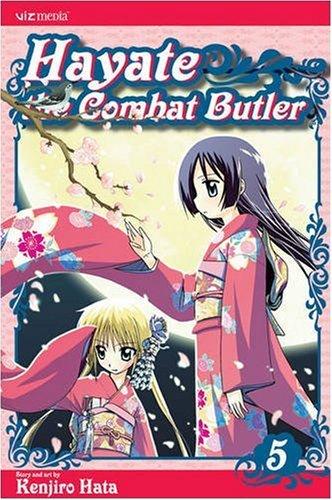 Hayate the Combat Butler: Kit Fox; Kenjiro
