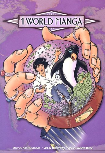 1 World Manga, Vol. 6 (1421511703) by Annette Roman