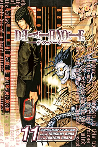 9781421511788: Death Note, Vol. 11