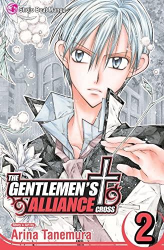 9781421511849: The Gentlemen's Alliance Cross, Vol. 2