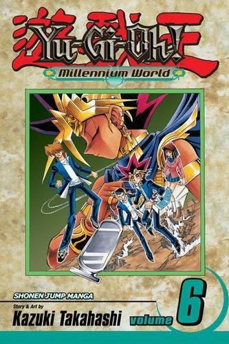 9781421513287: Yu-Gi-Oh! Millennium World, Vol. 6 (v. 6)