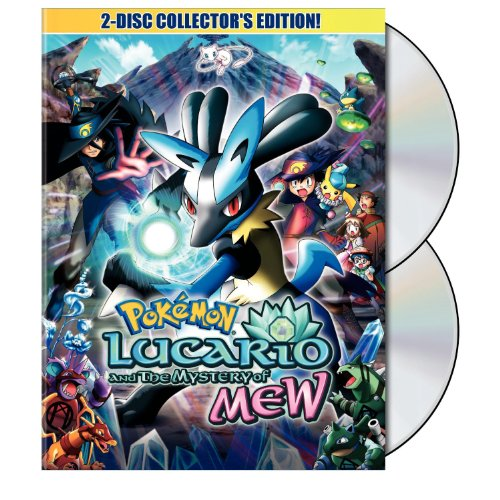 9781421513492: Pokemon Movie 8: Lucario and the Mystery of Mew