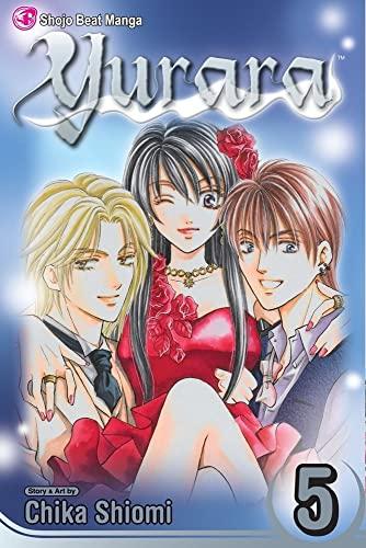 Yurara, Volume 5: Shiomi, Chika