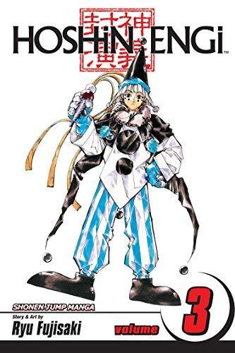 Hoshin Engi, Vol. 3: Fujisaki, Ryu