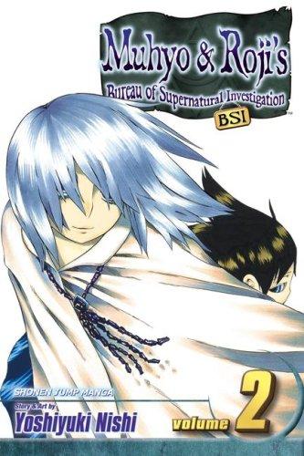 9781421513775: Muhyo & Roji's Bureau of Supernatural Investigation, Vol. 2