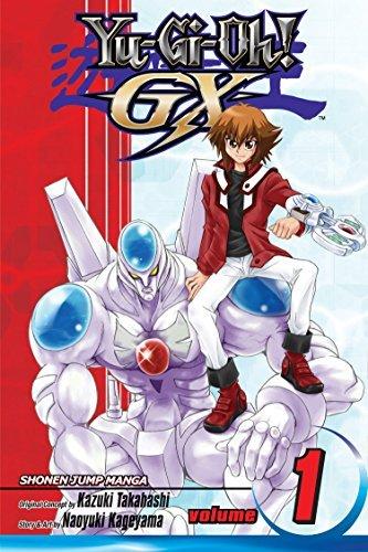 9781421513782: Yu-Gi-Oh! GX, Vol. 1