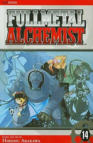 9781421513799: Fullmetal Alchemist, Vol. 14