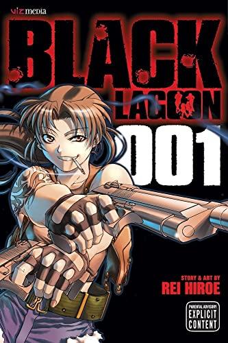 9781421513829: Black Lagoon, Vol. 1