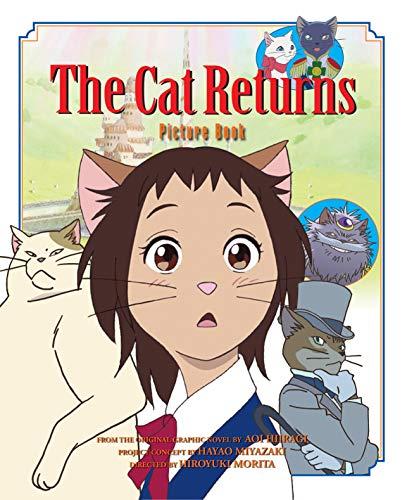 The Cat Returns Picture Book: Morita, Hiroyuki