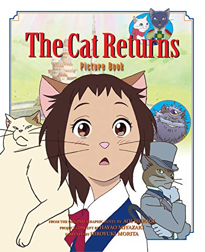 9781421514987: The Cat Returns Picture Book