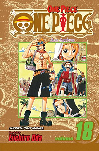 One Piece, Vol. 18 Ace Arrives