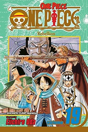 9781421515137: One Piece, Vol. 19: Rebellion