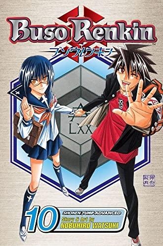 Buso Renkin, Vol. 10: Watsuki, Nobuhiro