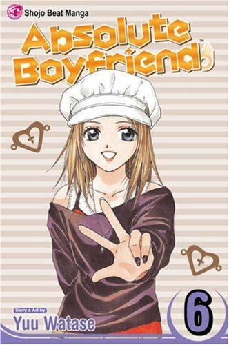 9781421515625: Absolute Boyfriend, Vol. 6