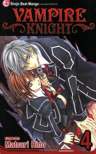 9781421515632: Vampire Knight, Vol. 4 (v. 4)