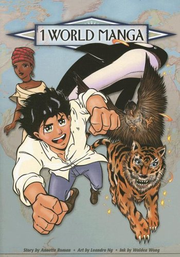 1 World Manga Passages: Volumes 1-6 (1421515849) by Roman, Annette