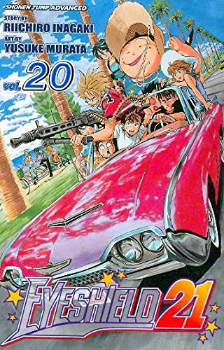 Eyeshield 21, Vol. 20 (Eyeshield 21 (Graphic Novels))