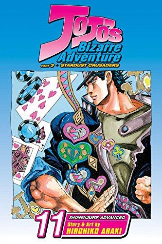 Jojo's Bizarre Adventure, Volume 11: Araki, Hirohiko