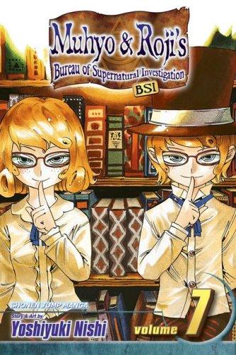 9781421516424: Muhyo & Roji's Bureau of Supernatural Investigation, Vol. 7