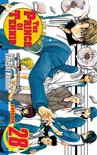 The Prince of Tennis, Vol. 28: Takeshi Konomi
