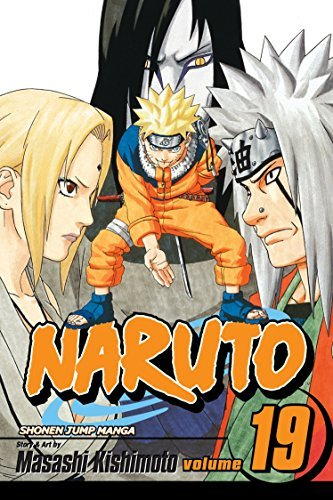 Naruto, Vol. 19: Successor
