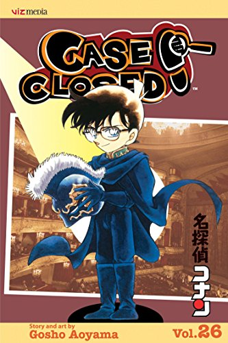 9781421516783: Case Closed, Vol. 26
