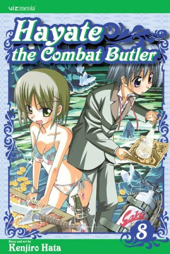9781421516837: Hayate the Combat Butler, Volume 8