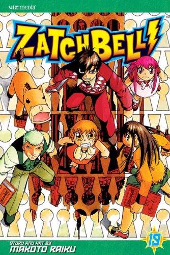 Zatch Bell! Vol. 19: Makoto Raiku