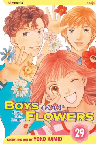 9781421517162: Boys Over Flowers, Vol. 29