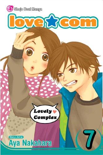9781421517407: Love Com, Vol. 7