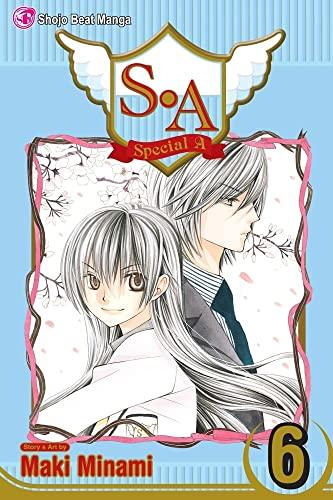 S.A (Special A), Vol. 6: Minami, Maki