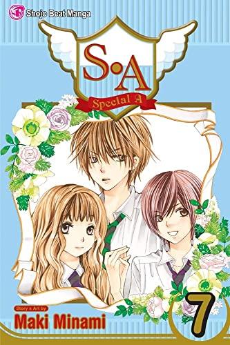 S.A (Special A), Vol. 7: Minami, Maki