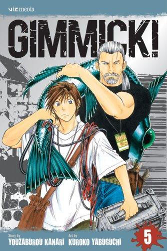 9781421517827: Gimmick!, Vol. 5 (5)