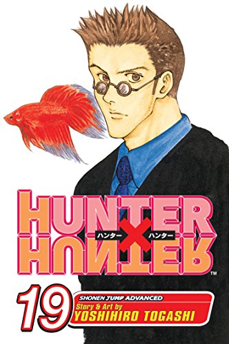 9781421517865: Hunter x Hunter, Vol. 19