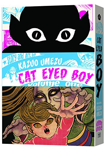 Cat Eyed Boy, Vol. 1: Kazuo Umezu