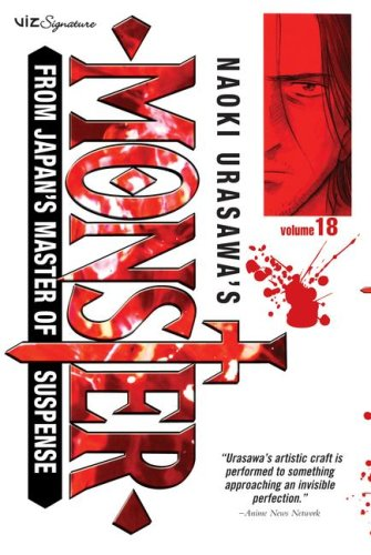 9781421518404: Naoki Urasawa's Monster, Vol. 18