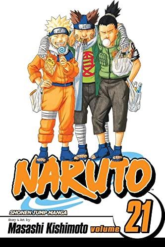 9781421518558: Naruto volume 21