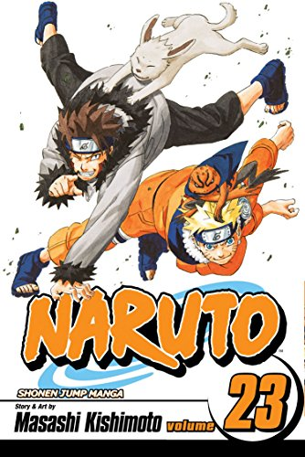 9781421518596: Naruto, Vol. 23: Predicament