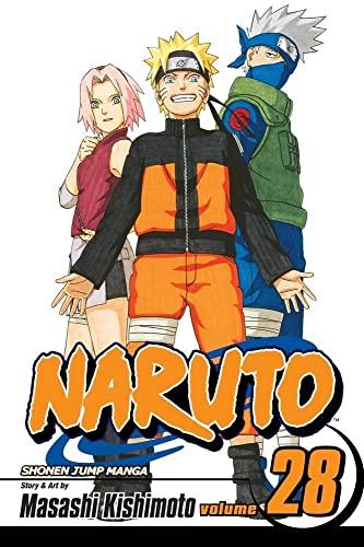 9781421518640: Naruto, Vol. 28: Homecoming