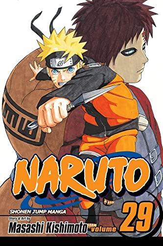 9781421518657: Naruto, Vol. 29: Kakashi vs. Itachi