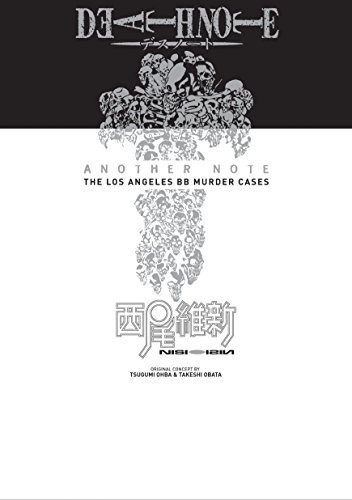 9781421518831: Death Note Another Note: The Los Angeles BB Murder Cases (Novel) Volume 1
