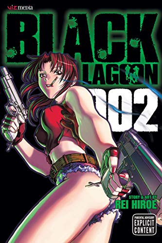 9781421518916: Black Lagoon Volume 2: v. 2
