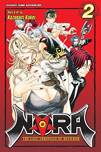 9781421518961: NORA: The Last Chronicle of Devildom, Vol. 2