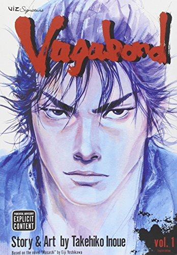9781421519111: Vagabond, Vol. 1