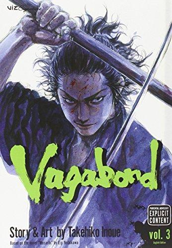 9781421519135: Vagabond, Vol. 3 (2nd Edition) (Vagabond (Graphic Novels))
