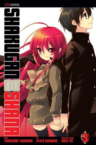 9781421519173: Shakugan No Shana, Volume 3
